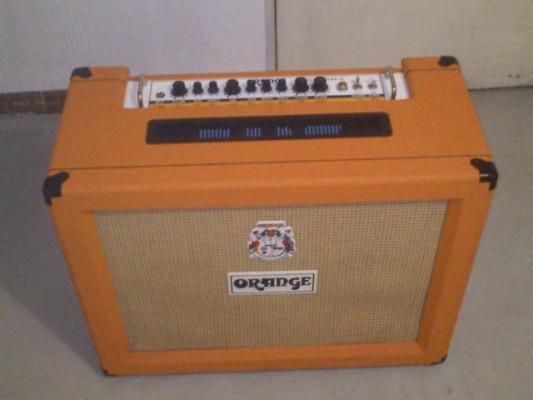 Orange rocker verb 50w válvulas combo