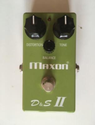 Pedal Maxon D&S II Overdrive / Distorsion