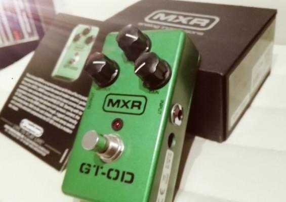 Vendo MXR  GT-OD overdrive