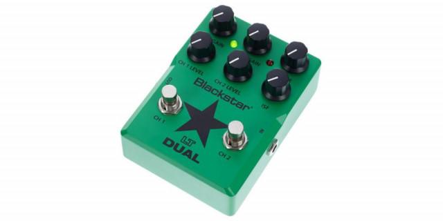 Blackstar lt dual pedal de distorsion