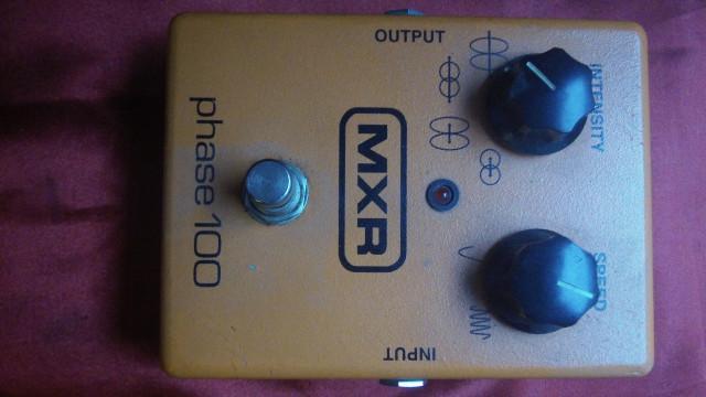 MXR PHASE 100 ( mediados 90's )
