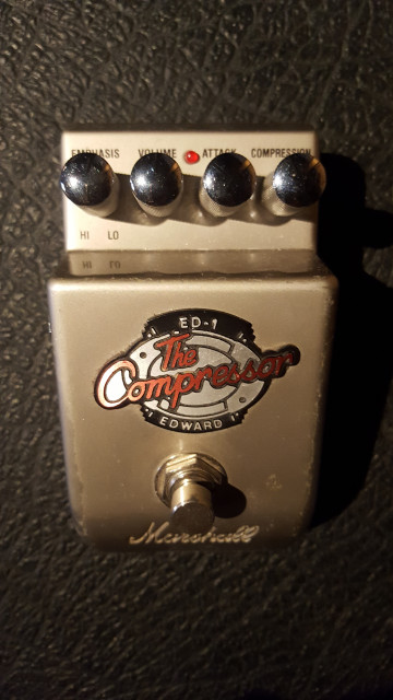 Marshall ED1 The Compressor