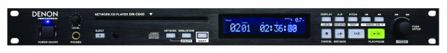 Pareja Denon dn-c640 network cd player