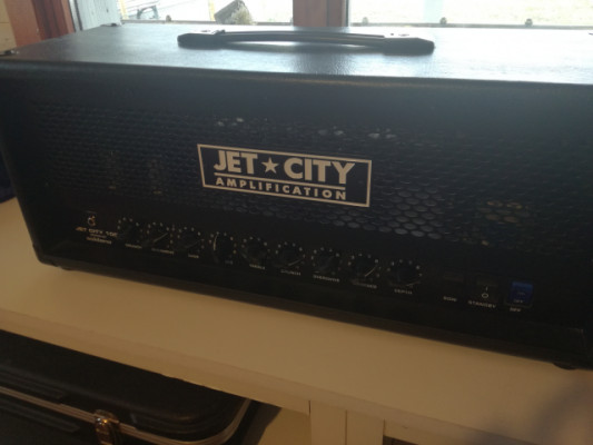 Cabezal Jet City 100HDM