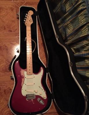 Fender strat am std 1988 relic CAMBIO