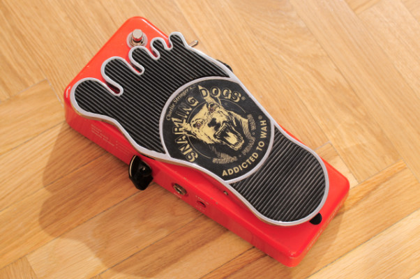 Pedal Wah Snarling Dogs Whine-O