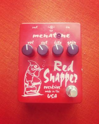 Menatone Red Snapper de 2004