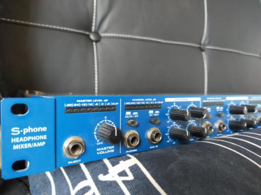 Amplificador de casco SAMSON S-Phones