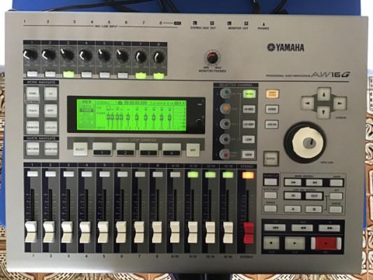 Mezclador digital Yamaha AW 16G