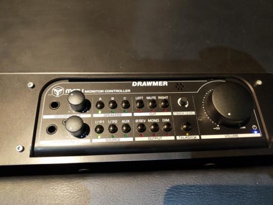 Control de monitores DRAWMER MC 2.1+ rackmount