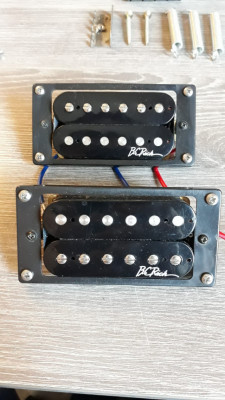 PASTILLAS HUMBUCKER BC RICH
