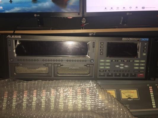 Alesis HD24XR + RME HDSP 9652