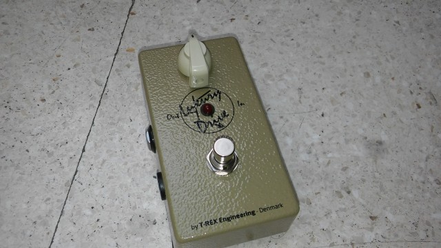 VENDO OVERDRIVE T-REX LUXURY DRIVE