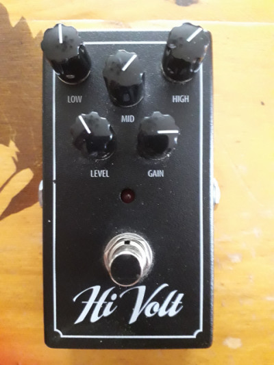Lovepedal Hi Volt Custom 1 (black)