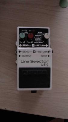 Boss LS-2 Selector de Línea
