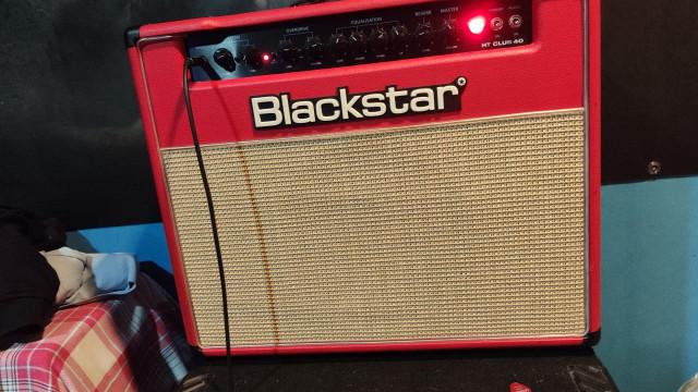Blackstar Ht 40 en garantia(también vendo)