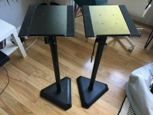 Gravity soportes de altavoces monitores de estudio