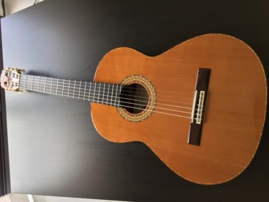 CAMBIO Clásica Manuel Rodríguez Modelo E por Stratocaster.