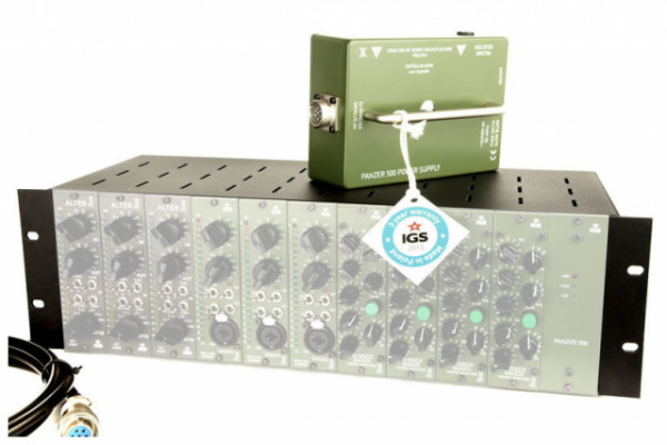 IGS Audio Panzer 500 Luncbox ( 2unidades)