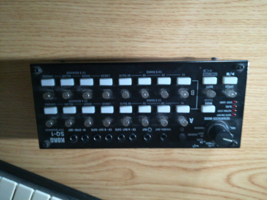 Se venden korg sq1 y Erika synths sequencial switch