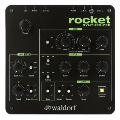 Waldorf Rocket/Cambio por electribe er/ea-1