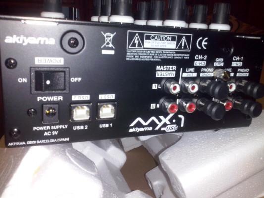 Akiyama MX 7usb