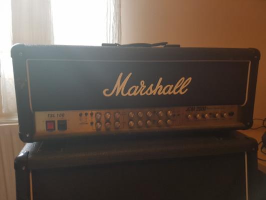 Cabezal Marshall JCM2000 TSL-100 (UK-2003)