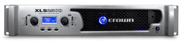 Etapa Potencia Crown XLS2500 Drivecore 2400 watt
