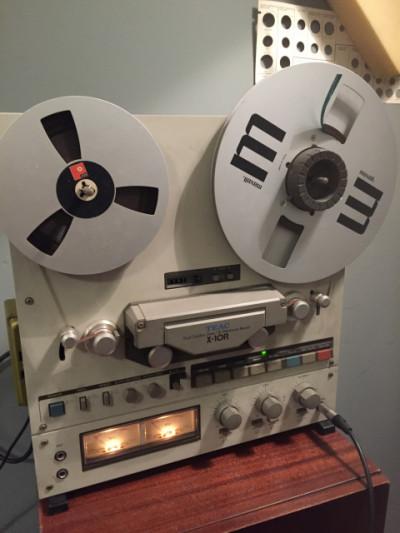 Magnetofon Teac XR-10