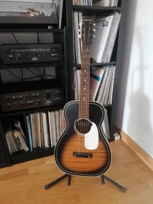 1960s Silvertone 604 Harmony Stella H929