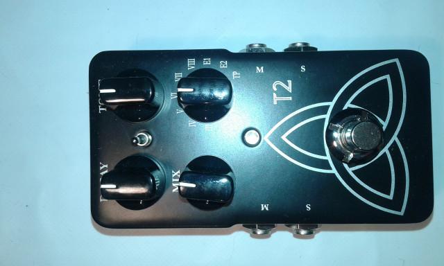 /cambio TC ELECTRONIC T2 - openbox