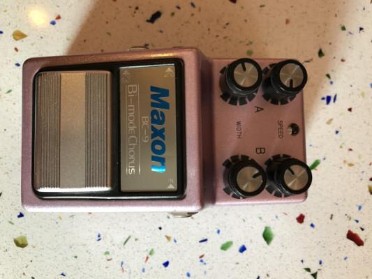 Maxon BC-9. Bi-mode Chorus