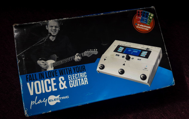 TC Helicon - Play Electric