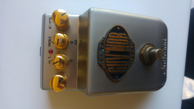 Marshall GV-2 Guvnor Plus