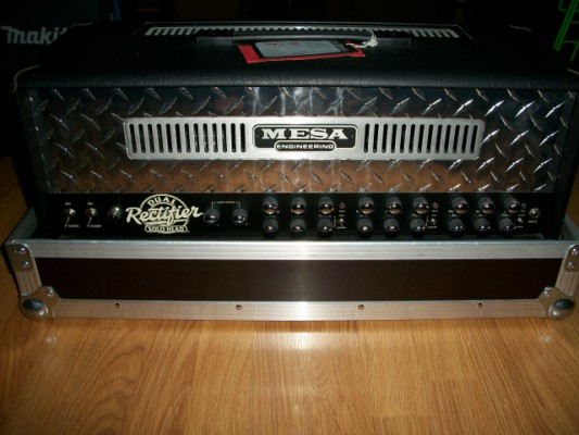 Re:Mesa Boogie Dual Rectifier 3 canales + Pantalla Rectifier+Case