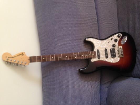 Fender Strat American Special HSS con varias mejoras