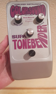 Solasound/Color Sound Supa Tone Bender