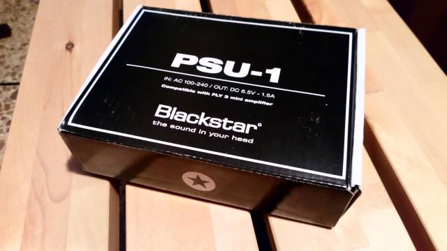 Fuente alimentación Blackstar FLY 3