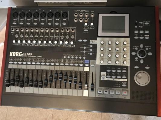 Korg D3200 Grabadora Multipistas