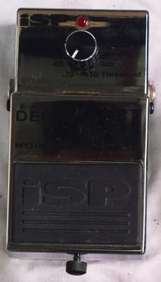 puerta de ruido iSP decimator
