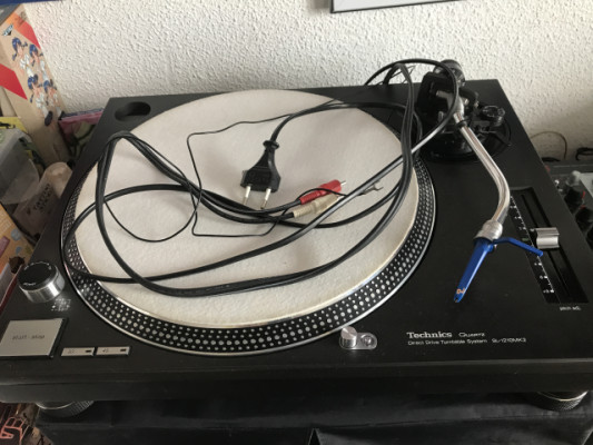 Pareja Technics 1210 mk2
