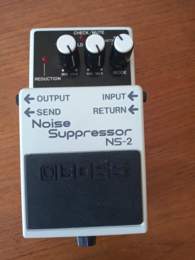 Boss Noise Supressor NS-2