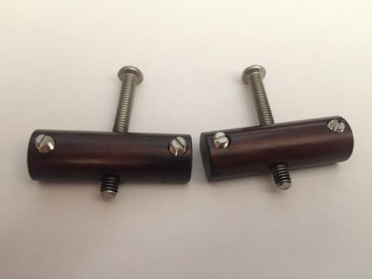 Silletas fenólicas para bajos tipo Fender P51