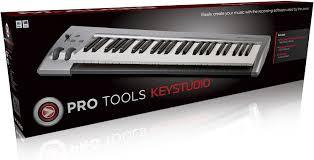 Teclado M-Audio keystudio