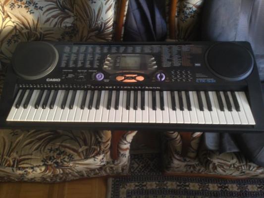 teclado CASIO CTK 531