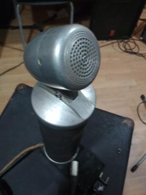 Micrófono de vålvulas Edac 1952