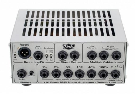 o Cambio Koch Amps LB120-II/8 **RESERVADO**