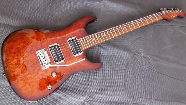 Fender Showmaster QBT HH