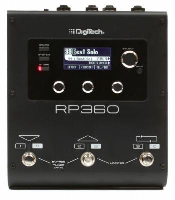 Digitech RP360 a estrenar !!
