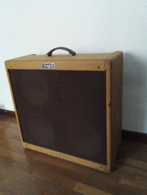 Fender Blues Deville 410 Made in USA año 1995